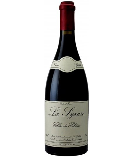 Syrare AOC 2015 (Domaine Gallety)