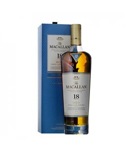 Macallan 18 yo Triple Cask