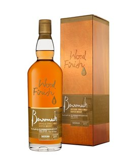 Benromach Sassicaia Wood finish 2011 bouteille 2019