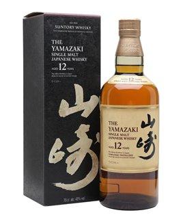Yamazaki 12 yo