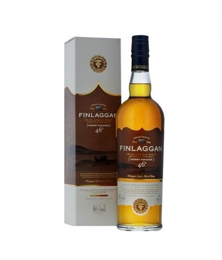 Finlaggan Sherry Finish