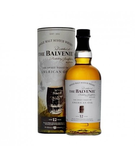 The Balvnie Story The Sweet Toast of American Oak 12 yo
