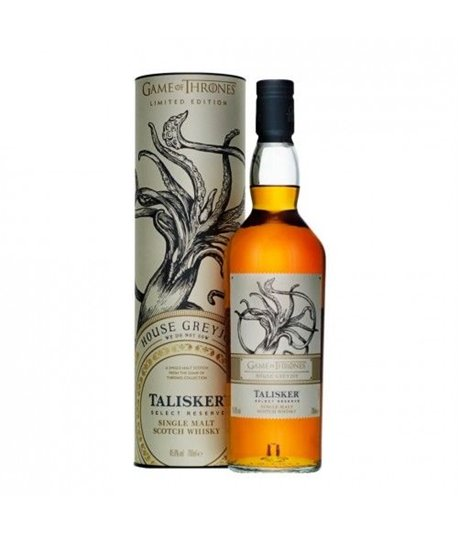 Talisker Select Reserve Game of Thrones Edition