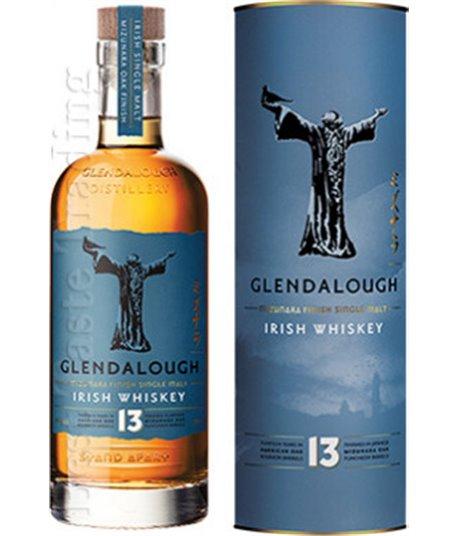 Glendalough 7 yo Black Pitts Porter