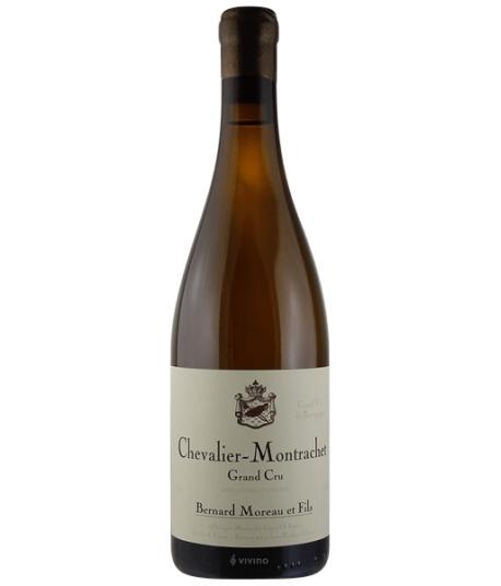 Chevalier Montrachet Grand Cru 2018 (B. Moreau et Fils)