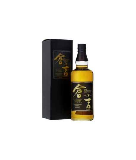 The Kurayoshi Japanese Pure Malt Whisky 18 yo