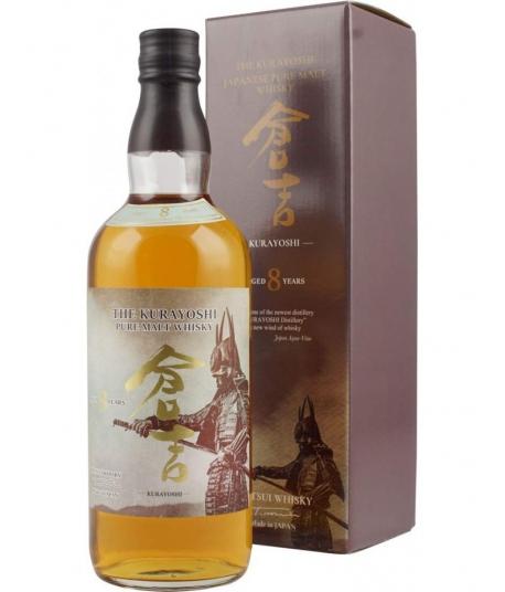 The Kurayoshi Japanese Pure Malt Whisky 8 yo