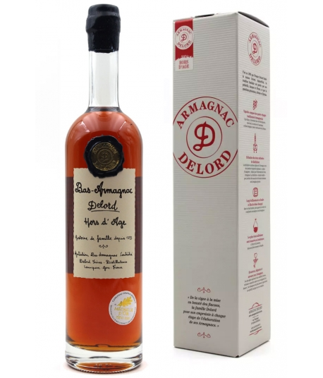 Armagnac Hors d'Age (Delord) 70 cl
