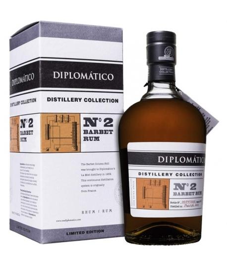 Diplomatico Collection No 2 Barbet Still