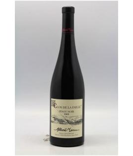 Pinot Noir Clos de la Faille AC 2019 (Albert Mann)