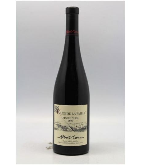 Pinot Noir Clos de la Faille 2009 150 cl (Albert Mann)